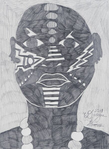 Untitled (African Sadikis series)