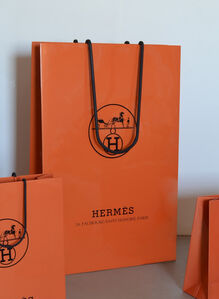 Black Reins (large Hermes)