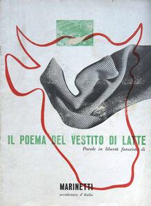 Il poema del vestito di latte, a cura dell'Ufficio Propaganda SNIA Viscosa, Milano, Officina Grafica Esperia