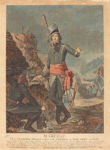 General Francois Severin Desgraviers Marceau