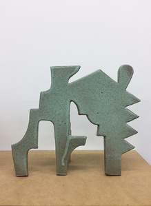 Untitled Ceramic, Green II