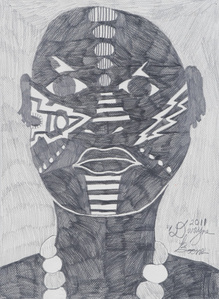 Untitled (African Sadikis series)
