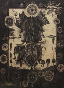 Homage to William Blake
