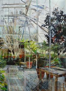Oxford Botanic Gardens, Glasshouse II