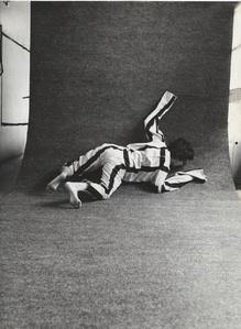 """Photographic documentation of the performance """"Para Um Corpo Nas Suas Impossibilidades"""""""
