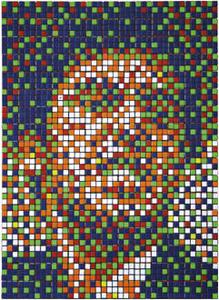 Rubik Tony Montana