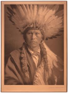 Chief Garfield - Jicarilla - Portfolio 1, Plate 21
