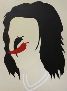 Pepper Portrait