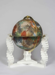 Celestial Globe 34N118W (after Archimedes)