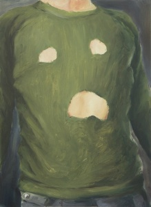 Sweater portrait
