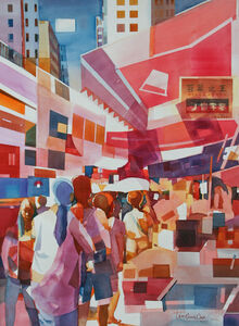 #8 Cityscape - A Day At The Market