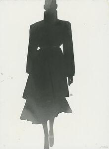 Black Coat (Anna Molinari)