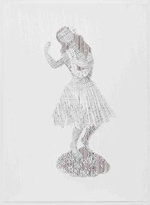 Hula Girl Dancing Bobble, Perceive-Conceive Series (Ed. of 11)