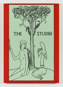 In the Garden (The Studio)