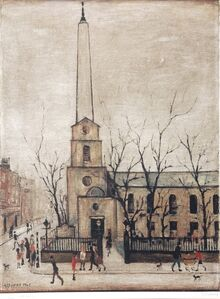 St Luke's London