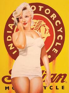 Biker Marilyn