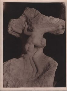 Rodin's Christ and Mary Magdalene
