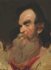 Study of a Mountain Man
