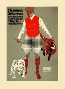 Hermann Scherrer - Breeches Manufacturer - Bulldog - Saddle - Men's Fashion
