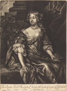The Right Honorable Lady Elizabeth Butler, Countess of Chesterfield