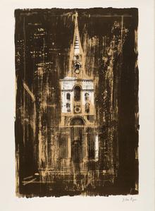 Christ Church, Spitalfields, London, by Nicholas Hawksmoor
