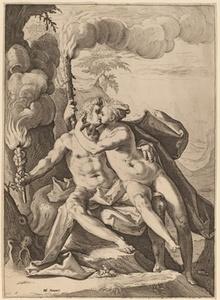 Eros and Anteros