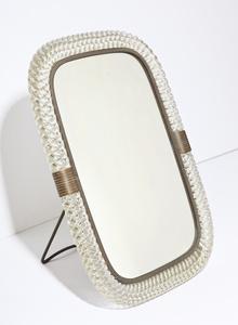 Rare Table-Top Mirror