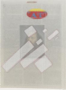 Kazimir Malevich Flying Rectangles, Albert Oehlen Poster Fragment, Rick Rubin
