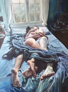 Couple ib Bed