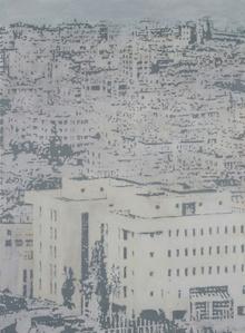 Die Moderne, das Modell, die Stadt, das Bild