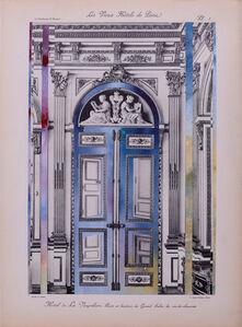 Doorway to the Grande Salon