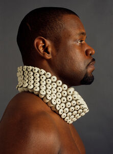 Spanish Collar, Neckpiece