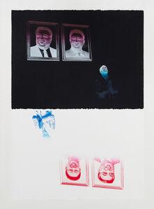 Untitled (Black [Otto Frederick Warmbier], White [Otto Frederick Warmbier])