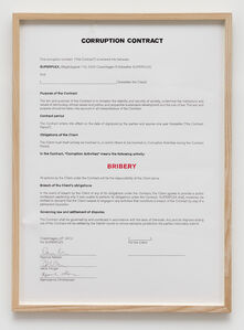 Corruption Contract/Bribery