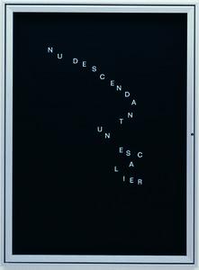 Untitled (Nu descendant...)
