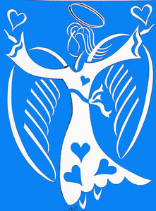 Angel of Love, Blue