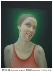Autoportrait en rigolote