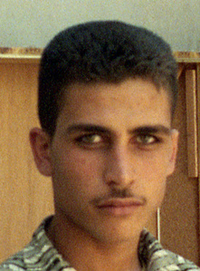 "Gaza 2001, from ""People I Met"" project, as part of Robert Gardner Fellowship, Peabody Museum at Harvard University"