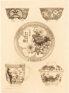 Five Pieces of China