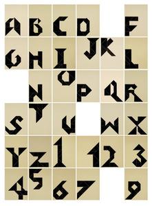 Step Into Tangram Rule / Henry Dudeney (Strand Magazine, London 1908-1917)