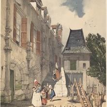 L'Abbaye St. Amand, Rouen