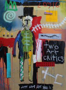 Two Art Critics