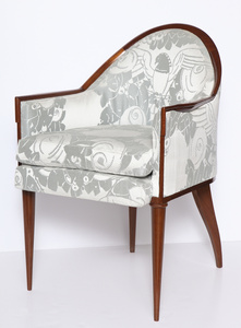 Fauteuil Guinde Early Art Deco Armchair