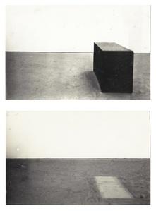 """Documentation of the installation """"Arqueologia do urbano"""", presented at the XIV Bienal Internacional de São Paulo, Brazil"""
