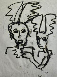 """""""Bunnyman and Bunnywoman"""""""