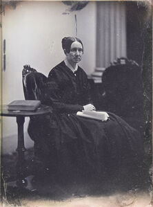 Seated Portrait of Dorothea Dix