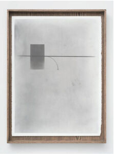 Untitled Diagram No. 14 from Diagrams with my Father