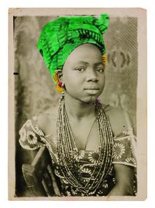 young Malian woman