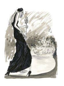 """From """"Kill My Mother"""", by Jules Feiffer (Liveright Publishing Corporation)"""