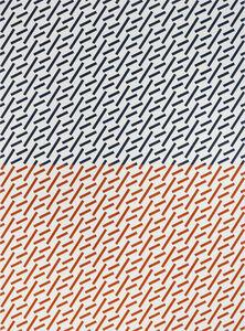 Untitled (95-1) [Blue/Orange]